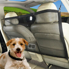 Universal Pet Block Stopper Net Car Safety Dog Barrier Mesh Protector 115x62cm
