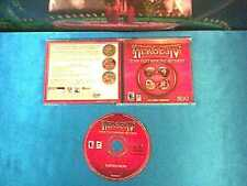 2002 Heroes of Might and Magic 4 IV - Gathering Storm expansion for PC