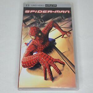Sony Playstation PSP SPIDER-MAN - FREE SHIPPING! Broken Case!