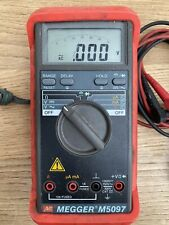 AVO Megger Digital Multimeter M5097