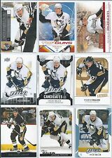 Evgeni Malkin  Pittsburgh Penguins   All Different 25-Insert Base Card Lot 2