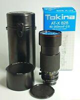 TOKINA AT-X 828 . 80-200 / 2,8   x  Yashica/Contax