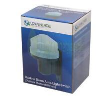 Photocell light Switch Daylight Dusk till Dawn Sensor Lightswitch, outdoor