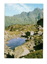 Poland - Tatry Wysokie / High Tatras Mountains, Mnichowy Stawek - Postcard