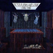 Peter Bjorn and John - Living Thing (2009) - Brand New CD