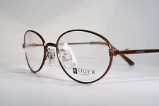 TIGER OF SWEDEN Womens Oval Chic Refined Classic Optical Eyeglass Frames Glasses