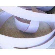 Elastique Plat 20 mm Coloris Blanc 3 METRES REF elapla-20-501