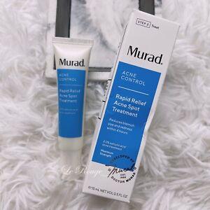Murad Acne Control Rapid Relief Acne Spot Treatment .5 oz / 15 mL Full size