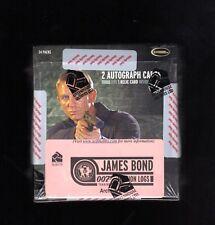 2016 James Bond Mission Logs Sealed Archive Box
