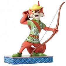 DISNEY TRADITIONS 4050416 FURFANTE Hero (Robin Hood) NUOVO CON SCATOLA