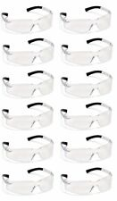 Pyramex ZTEK S2510S CLEAR Safety Glasses Sport Work Eyewear Z87+ - 12 Pair/1 Doz