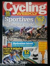CYCLING WEEKLY - GROUP RIDING - JAN 29 2009