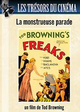 DVD Les Trésors du Cinéma : Freaks, la monstrueuse parade - Tod Browning