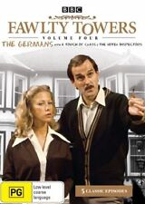 Fawlty Towers Volume 4 DVD John Cleese