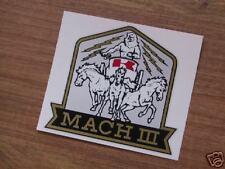 1969 Kawasaki Mach III H1 Club Decal