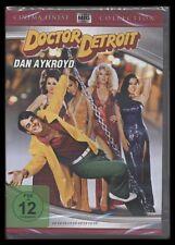 DVD DOCTOR DETROIT (DR) - DAN AYKROYD - 80er KULTFILM - KOMÖDIE *** NEU ***