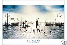 Riesenposter PHOTO ART (Venice) - Il Bacio  XL862