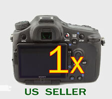 1x Clear LCD Screen Protector Guard Cover Film For Sony Alpha SLT-A77 Camera