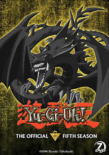 Yu-Gi-Oh! ~ The Complete Official Fifth Season 5 Five ~ BRAND NEW 7-DISC DVD SET