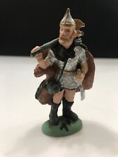 Duncan Royale Christmas Figurine Odin '86 History Of Santa 2nd/500 Miniature