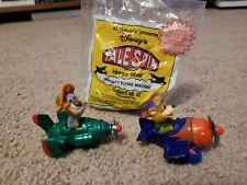 Tale Spin McDonald's Happy Meal Toys - 1989 Set of 3