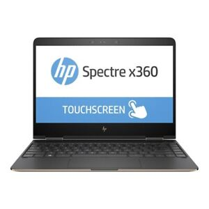 HP Spectre X360 13-ac052na 2 in 1 Laptop Intel Core I7-7500u 8gb RAM 512gb SSD