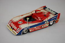 "Solido #41 Alfa Rameo 33 TT 12 Race Car 3 3/4"" Long 1:43 1976  France Very Good"
