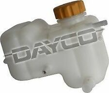 DAYCO COOLANT EXPANSION TANK for Holden Viva 1.8L JF F18D3 2005-2009