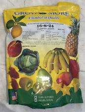 Fruit Fuel Fertilizer - Banana and Fruit Plant Fertilizer - 5lb Bag 16-8-24
