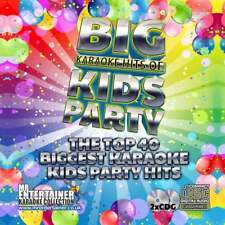 Mr Entertainer Karaoke CDG - Kids Party Classics - Double CD+G Discs 2 CD's