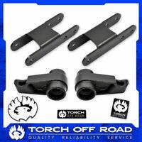 """3"""" Full Lift Kit 2004-2012 Chevy GMC Colorado Canyon 4X4 4WD Z71 TORSION Key"""