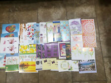 36 Assorted Cards Birthday Get Well Congrats Thank You Thinking With envelopes