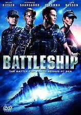 BATTLESHIP (2012 Liam Neeson) - DVD - REGION 2 UK
