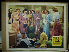 GIRL IN 313, orig 1940 LC [Florence Rice, Katherine Aldridge]
