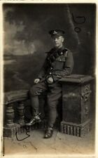 WW1 soldier Driver Royal Field Artillery RFA Bedford photographer