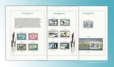 RW1-RW81 Full Color Federal Duck Stamp Album Pages-Supplements & Mounts at Cost!