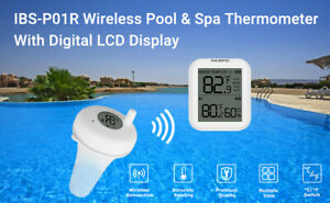 Inkbird Wireless Pool Thermometer Floating Outdoor Swimming Pool Pond Waterproof