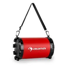 Occasion Auna Dr. Red Boom Enceinte Bluetooth 2.1 USB SD FM 20w Max. -rouge