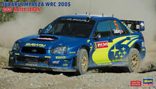 Subaru Impreza Wrc 2005 Rally Japan Plastic Kit 1:24 Model HASEGAWA