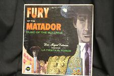 """Don Miguel Valencia Conducting  La Fiesta de Toros  """"Fury of the Matador """""""
