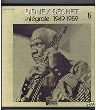BOX 3 LPs  SIDNEY BECHET INTEGRALE 1949 /  1959