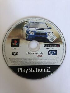 Playstation 2 Game - Disc Only - Colin Mcrae Rally 2005