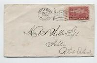 1909 September 23 predate EKU #372 plate single Hudson Fulton [y5714]