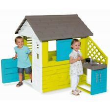 Smoby Pretty Playhouse with Summer Kitchen, Smoby Pretty Playhouse with Kitchen