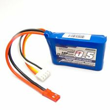 Turnigy 500mAh 3S LiPo Battery Pack 11.1V 20C JST Connector Plug