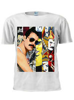 Freddie Inspired T Shirt Men Women Unisex Trendy Tshirt Gift M347