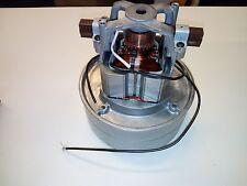 PACVAC SUPERPRO 700 VACUUM CLEANER MOTOR Ametek 1100watt Two Stage Flo Thru