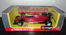 Modellino Burago Ferrari 641/2, scala 1/24, cod. 6101