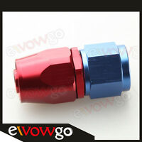 -16 AN AN16 -16AN STRAIGHT SWIVEL HOSE END FITTING ADAPTOR ALUMINUM