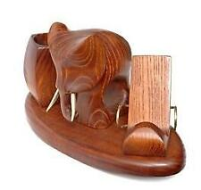 Elephant Luxury Wooden Universal Iphone Cellphone Smartphone Desktop Holder New